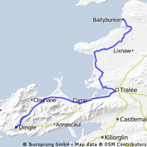 D6 Ballybunion to Dingle