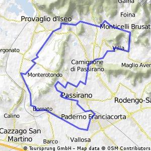 itinerario 1 castelli villa gradoni