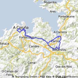 Clásica Coruña Ponte Pedrido