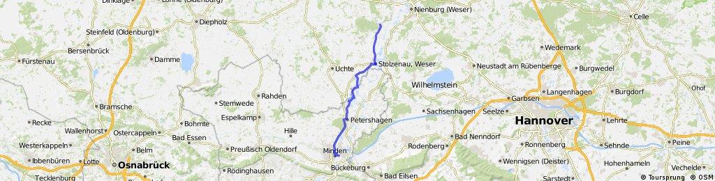 Liebenau - Minden