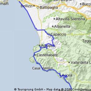 Salerno-Palinuro
