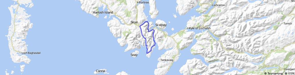 Skye Loop (Sligachan-loop)
