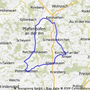 Petershausen - Allershausen