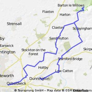 York - Howsham Mill - Dunnington
