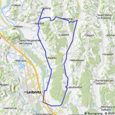 Feiting-Wolfsberg-St.Nikolai-D.-Vogau-Gabersdorf-Feiting