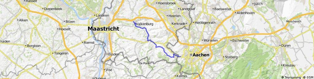Aachen-Vaalkenburg for family