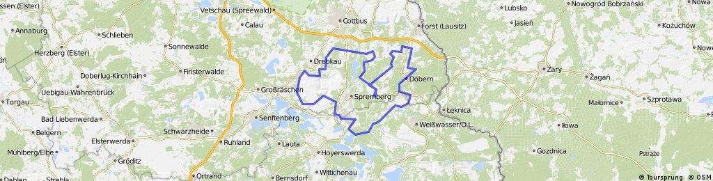 Stahlwaden RTF 4 Punkte Tour