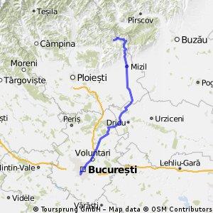 Bucuresti - Sageru