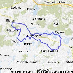Bieruń - Dwory