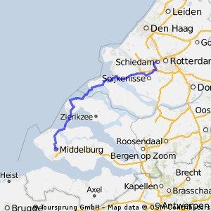Tour Zeeland Netherlands