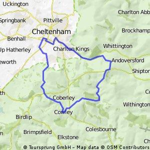 Dowdeswell/Coberley/Ullenwood