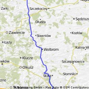 Koniecpol_Kraków