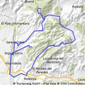 Alt Camp - Aiguamurcia