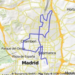 Medio Maratón Madrid Rock & Roll 2013