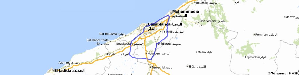 Casablanca Circuit