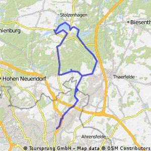 Pankow Wandlitz Rundkurs