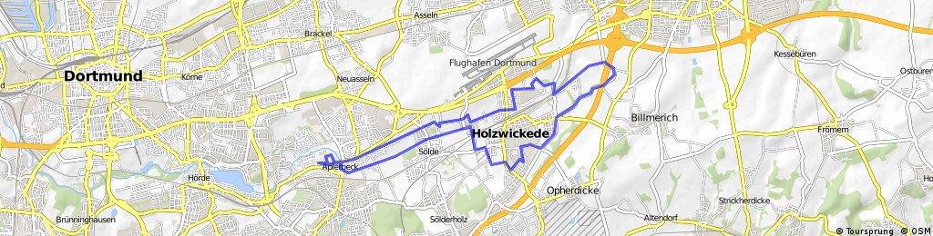 20140506 Aplerbeck-Emscherweg-Holzwickede-Sölde-Aplerbeck