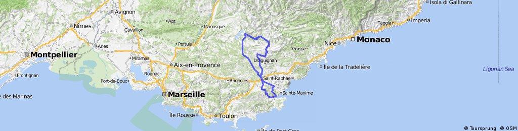 Port-Grimaud--Canyon-Verdon--Port-Grimaud