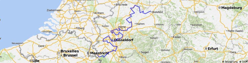 Deutsche Fußballroute NRW