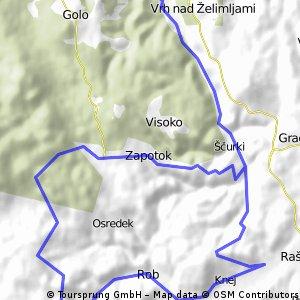 Tura na Matajčev vrh
