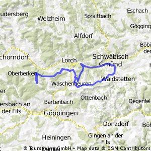 Kaiserstraße-Klepperlesroute