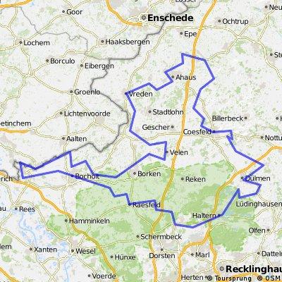 100 Schlösser Route Münsterland Westkurs
