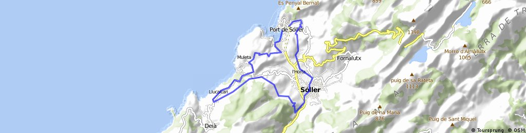 Soller to Daie NEW