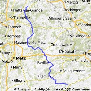 Afsnijden Metz