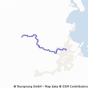 PTC Ironman ride Nebo, Glorious, Wivenhoe return same way. 140kms