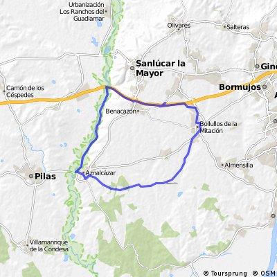 Ruta 5. CC San Martin