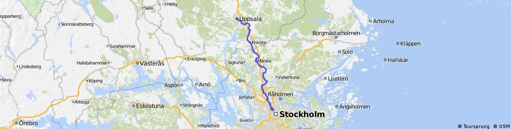 S020 Stockholm - Uppsala