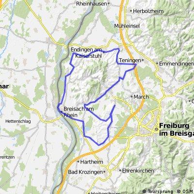Große Kaiserstuhlrunde Teil 1