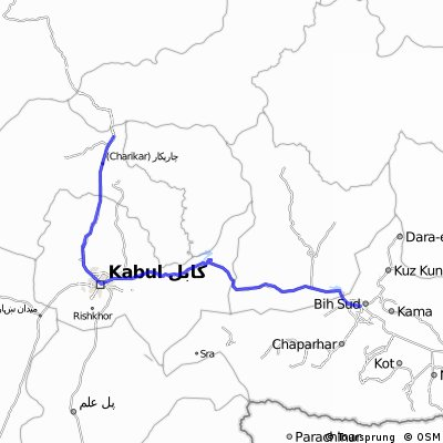 Jabalos Saraj - Jalalabad