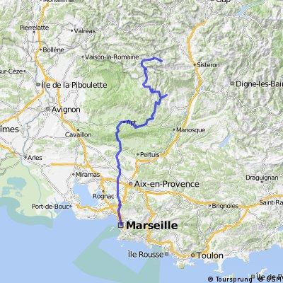 trajet des marseillais VU 2014