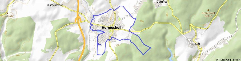Rund um Hermeskeil