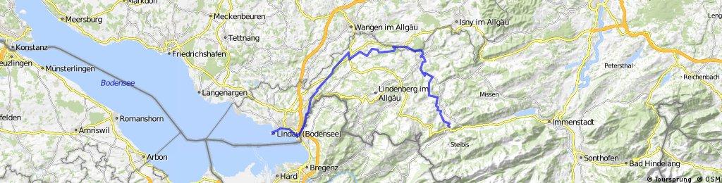 Lindau-Oberstaufen