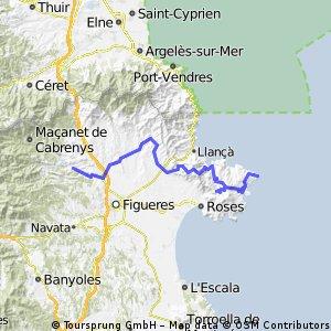 TIb route J01 variante