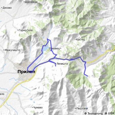 Prilep - Tesnolinejka - Belovodica