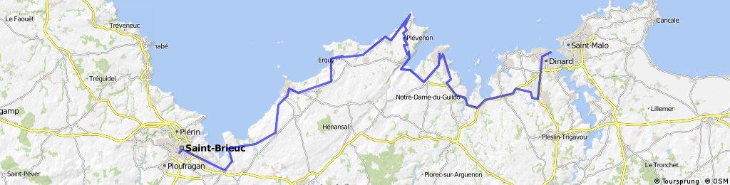 Bretagne Nord-Est (partie 2)