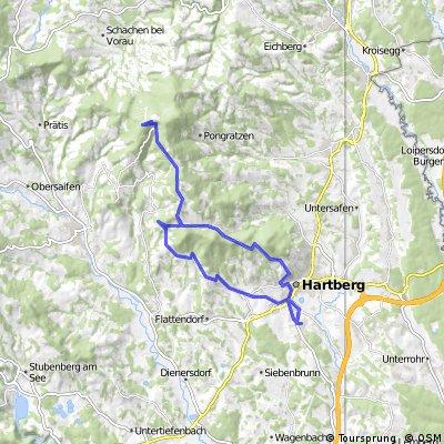 Hartberg-Masenberg-Hartberg