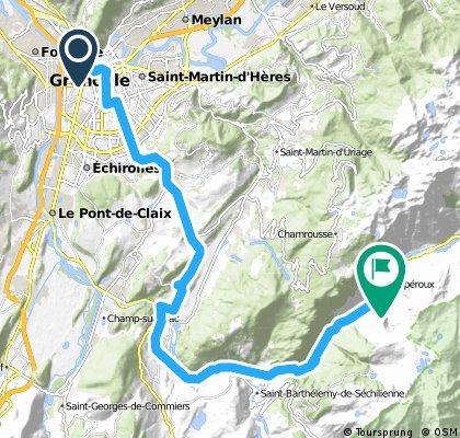 2013.07.17 Tour de France Grenoble - Rioupéroux