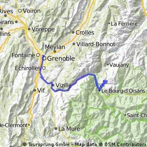 2013.07.18 Tour de France Rioupéroux - Aplpe d'Huez - Grenoble