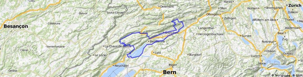 SO - Chasseral - Weissenberg - Balmberg