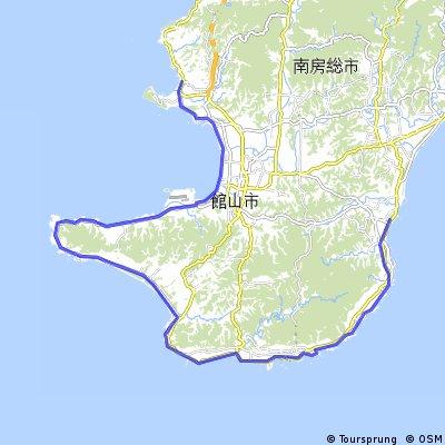 Uchibo from Tomiura to Chibo