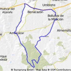 Ruta 6. CC San Martin