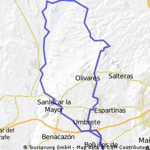 Ruta 7. CC San Martin
