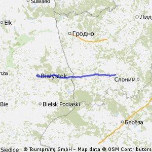 Białoruś Dzień 4 Alt.