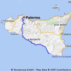 Palermo Marina di Ragusa