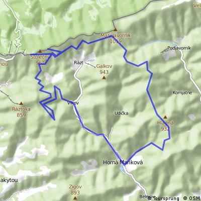Marikovské Trail Dorado