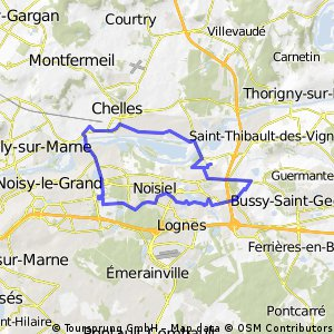 boucle torcy chelles